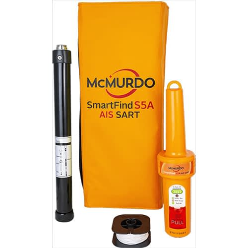 AIS SART, McMurdo Smartfind S5A