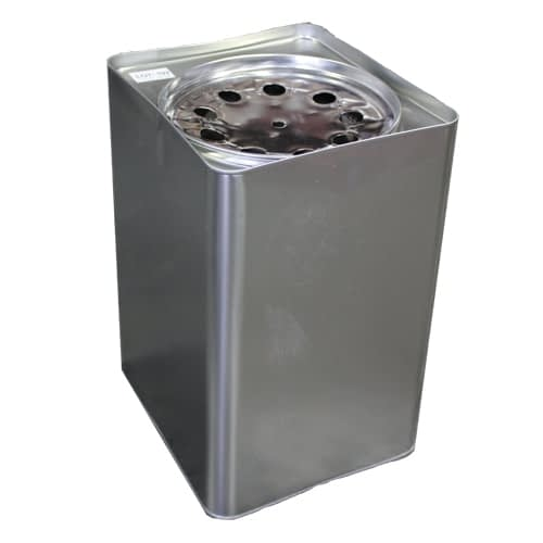 Water Tight Container for pyrotechnics