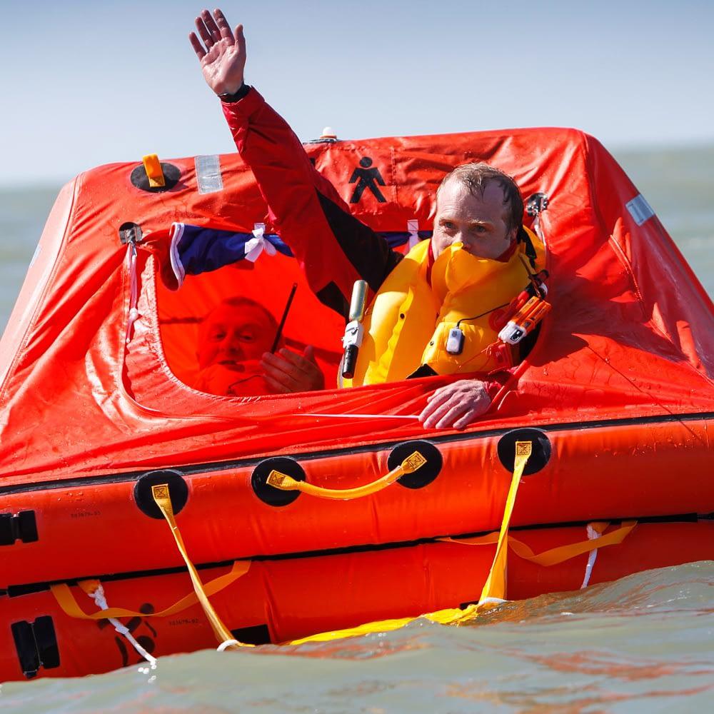 Crewsaver Offshore, ISO OCEAN Leisure Life Raft